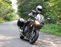 Honda CBF1000 - siła spokoju 01