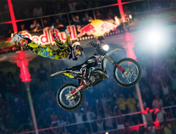 Red Bull X-Fighters - Wiwat Madryt!