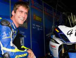 Greg Junod w pełnym cyklu MP Superbike