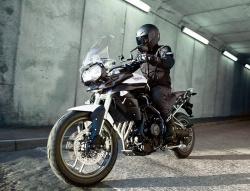 EICMA2010 - Triumph 01