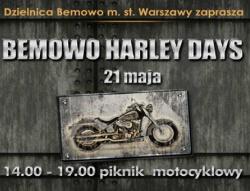 Bemowo Harley Days - piknik motocyklowy